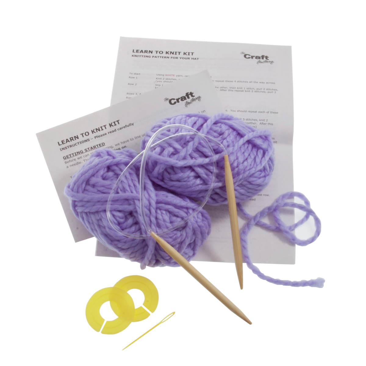 Learn to Make Hats & Cowls on the Knitting Loom - Annie's