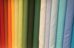 Solid & Plain 100% Cotton