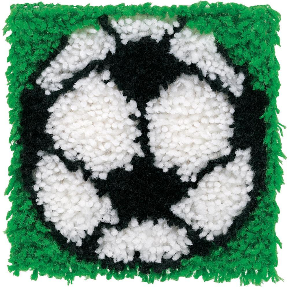 Football Latch-Hook Kit