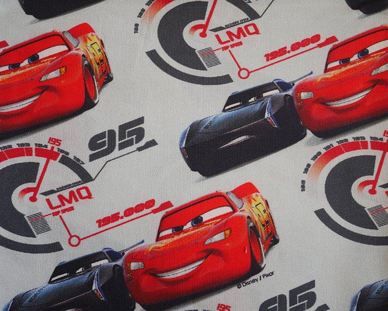 Disney Cars Cotton Fabric